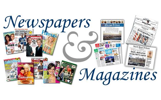 Περιοδικά – Εφημερίδες